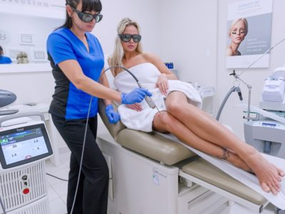 Fotona Laser Hair Removal Treatment North Toronto Laser