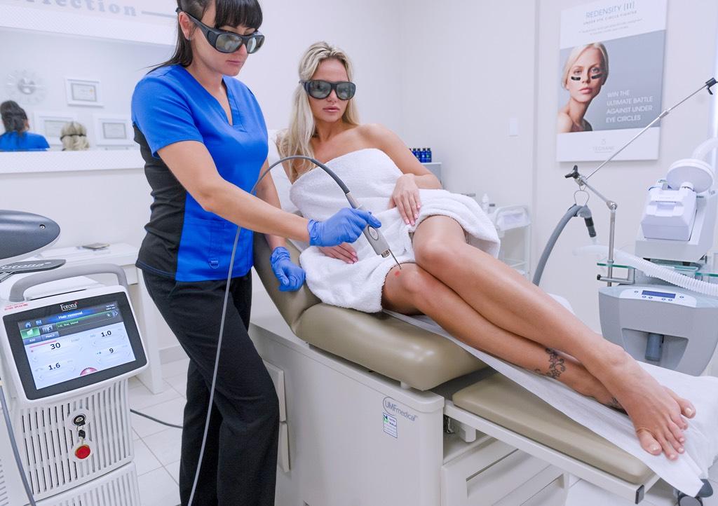 Fotona Laser Hair Removal Treatment